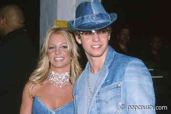Justin Timberlake Says He Wore That Infamous Denim Outfit for Britney Spears