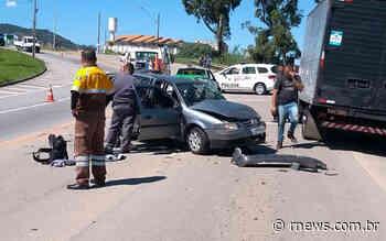 Roubo a veículo em SP termina em acidente na cidade Caieiras - RNews