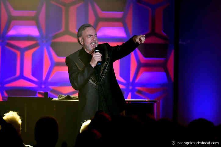 "'Hands, Washing Hands': Neil Diamond Shares ""Sweet Caroline"" Parody As Coronavirus PSA"