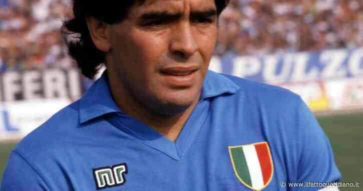 Da Maradona a Baggio, da Cotechiño ad Aristoteles: quando NR vestiva campioni e icone comiche. Il fondatore: 'Voglio riprovarci'
