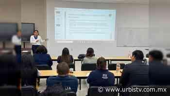 Capacita FGE, a personal de Jiquilpan y Sahuayo en materia de Registro Nacional de Detenciones - UrbisTV