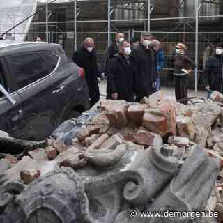 Aardbevingen storten Kroatië in dubbele crisis