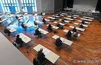 Kreistagssitzung in der Stadthalle: Haushalt einstimmig beschlossen - Passauer Neue Presse
