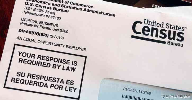 Utahns respond to census at higher-than-average rate despite coronavirus