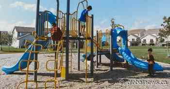 City of London, Ont. closes all outside play structures amid COVID-19 pandemic