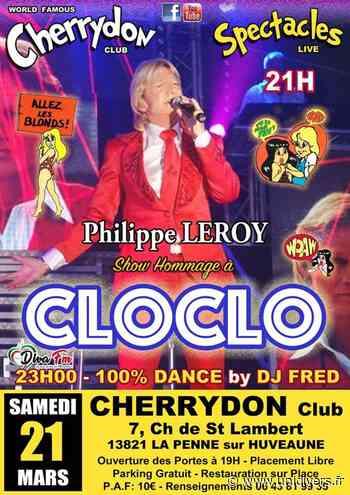Philippe LEROY chante Claude François Cherrydon 21 mars 2020 - Unidivers