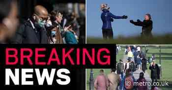 Gatherings of more than two banned as UK enters coronavirus lockdown