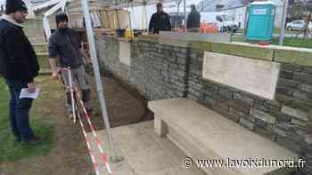 Saint-Laurent-Blangy : une « Experience » de terrain avec la Commonwealth War Graves Commission - La Voix du Nord