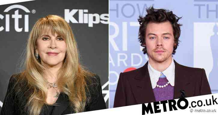 Stevie Nicks inspired by Harry Styles to create new music in isolation