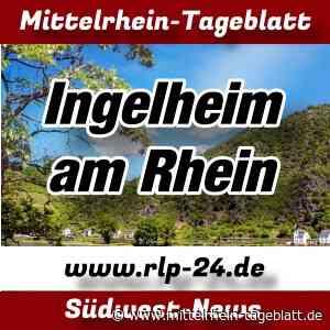 Ingelheim am Rhein - Polizisten retten Mann vor dem Ertrinken - Mittelrhein Tageblatt