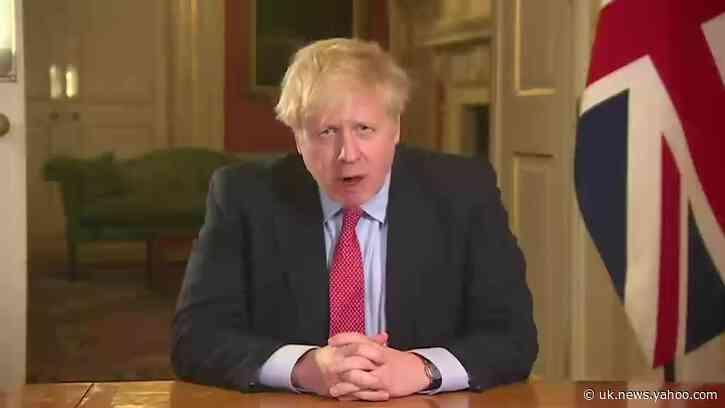 Key points as Boris Johnson orders lockdown