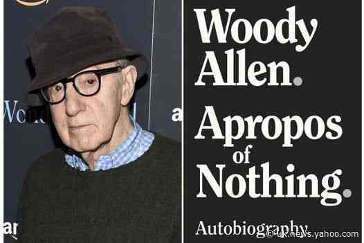 Woody Allen's memoir was published today, proving you can never muzzle powerful men