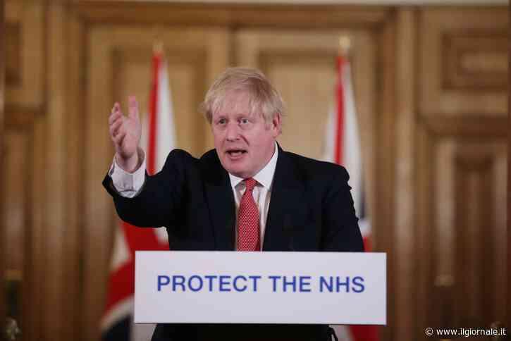 Coronavirus, Johnson chiude il Regno Unito: lockdown di tre settimane