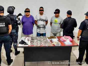 Aseguran droga en el municipio de Huixtla en Chiapas - Excélsior