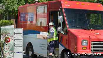 'Knock, drop and go': No more signing for Canada Post packages at the door