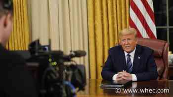 President Trump provides update on COVID-19 outbreak in US