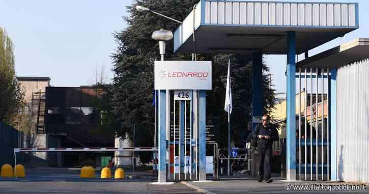 """Coronavirus, sindacati: """"Paradossi da decreto su fabbriche. A Varese Leonardo chiede di far ripartire la produzione sospesa finora"""""""