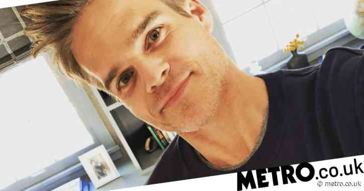 Young and Restless star Greg Rikaart tests positive for coronavirus and is self-isolating away from his family