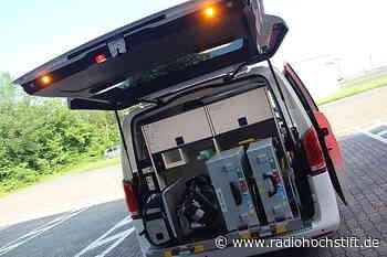 Kurioser Unfall in Bad Driburg - Radio Hochstift