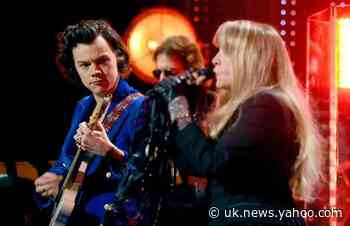 Stevie Nicks compares Harry Styles' Fine Line to Fleetwood Mac album and says he's inspired her to write new music