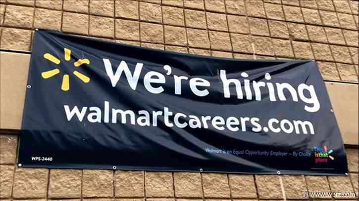 Walmart hiring 150,000 associates; offering benefits, competitive pay, bonuses