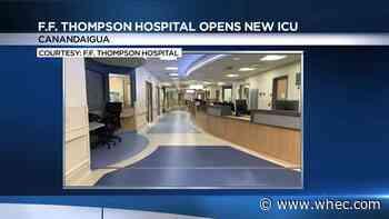 F.F. Thompson Hospital opens new larger ICU