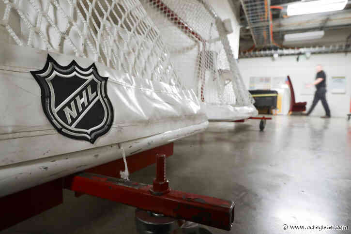 NHL says no decisions made on resumption of regular season or playoff format