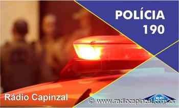 PM registra em Ipira ameaça e desobediência ao decreto do Governo do Estado - Rádio Capinzal