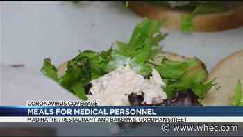 Small Business Spotlight: Mad Hatter Restaurant and Bakery starts Meals for Meds Monday