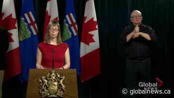 Coronavirus outbreak: Alberta launches text-based program to provide hope amid COVID-19 pandemic