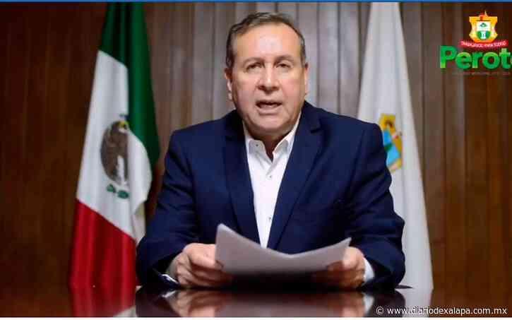 Alcalde de Perote confirma que tienen en análisis posible caso de coronavirus - Diario de Xalapa