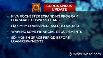 Rochester expands small business loan program