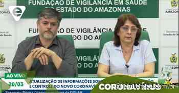Coari: paciente com suspeita de coronavírus está em monitoramento - EM TEMPO