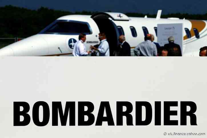 Bombardier to suspend business jet production in Canada over coronavirus - source