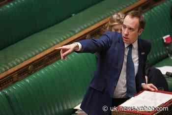 Emergency coronavirus legislation clears Commons as strict lockdown measures introduced across UK