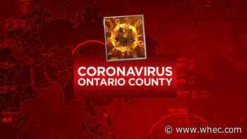 Ontario County: 10 confirmed cases of COVID-19, including middle school student