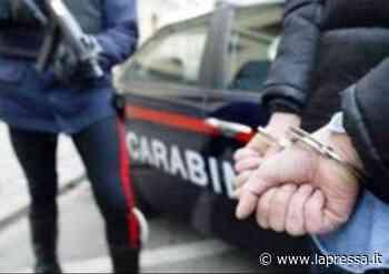 Campogalliano, maltrattamenti ripetuti sulla compagna: arrestato - La Pressa