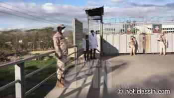 Mantienen vigilancia en la frontera con Dajabón por coronavirus - Noticias SIN - Servicios Informativos Nacionales