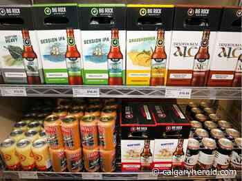 City liquor stores feeling effects of coronavirus - Calgary Herald