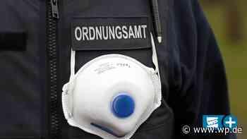 Corona: Härte im Raum Brilon bei Verstoß gegen Kontaktverbot - Westfalenpost