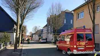 Brilon: Verpuffung – Feuerwehr rückt wegen Gasalarm aus - IKZ
