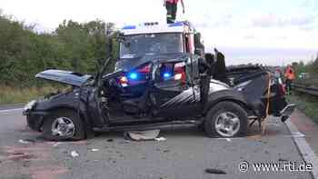 Unfall auf A3 bei Bad Camberg: Mann (18) will sich retten und wird von Auto erfasst - RTL NEXT