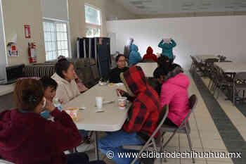 Se desborda río en Casas Grandes; evacuan a 50 - El Diario de Chihuahua