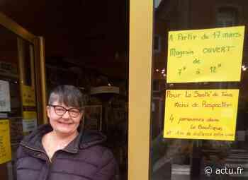 Confinement. À Gaillon et Aubevoye (Eure), les commerces s'adaptent au jour le jour - Normandie Actu
