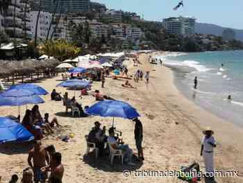 Turistas y vallartenses se van a la paya - Noticias en Puerto Vallarta - Tribuna de la Bahía