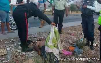 Hallaron cadáver tiroteado en el puente de Paya - El Periodiquito
