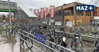 Klimaschutz - Ladesäulen und Fahrradboxen in Zeuthen geplant - Märkische Allgemeine