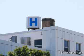 Emergency Officials Call For Medical Supplies - windsoriteDOTca News