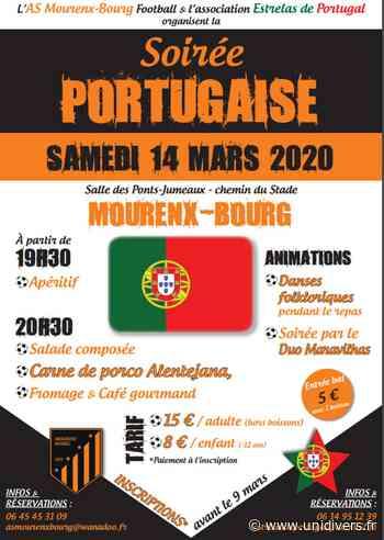 Soirée portugaise 14 mars 2020 - Unidivers