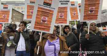 Hundreds condemn private contractor for failing to pay cleaning staff at Lewisham Hospital - News Shopper
